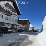 passo rolle neve e disagi al 23.2.2014 predazzo blog2 150x150 Passo Rolle, paesaggi da fiaba e disagi fra metri di neve