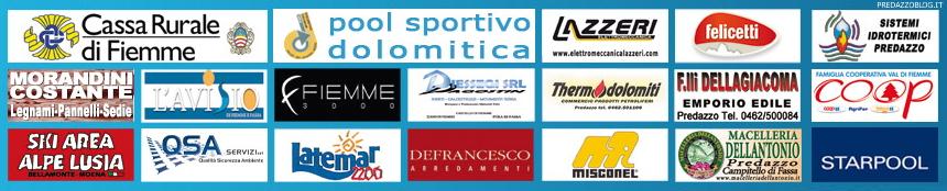 banner pool sportivo dolomitica predazzo 2014 US. Dolomitica Predazzo, Festa Sociale al Passo Rolle
