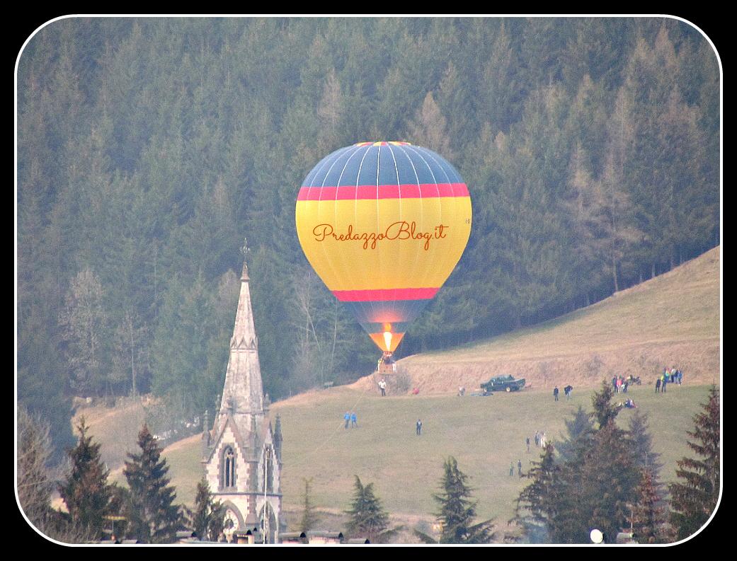 campanile mongolfiera predazzo blog Predazzo, avvisi della Parrocchia 16/23 marzo