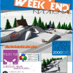 destroy week end lusia bellamonte fiemme 2014 150x150 Fiemme in TV,  questa sera In Action al Destroy Morea Snowpark