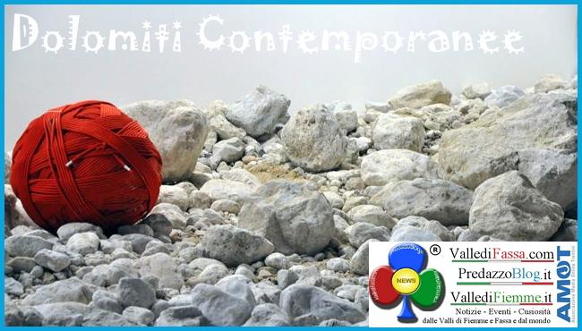 dolomiti contemporanee Dolomiti Contemporanee in concorso per il premio CheFare2