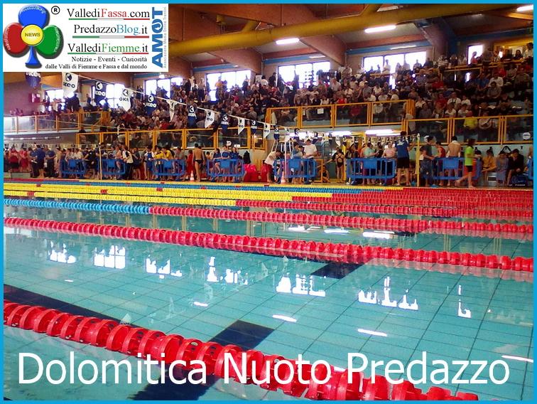 dolomitica nuoto predazzo 7 medaglie per la Dolomitica Nuoto, Francesca Dezulian campionessa provinciale