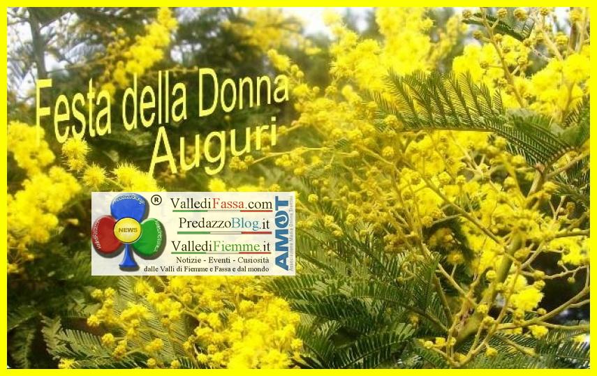 festa della donna predazzo blog 8 marzo Auguri a tutte le Donne con le parole di Giovanni Paolo II