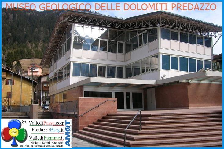 museo geologico dolomiti predazzo Trovato loro a Predazzo, una frana porta alla luce una vena aurifera