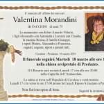 valentina morandini 150x150 Predazzo, necrologio Sigifredo Croce