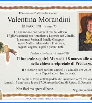 valentina morandini