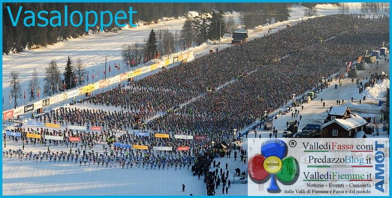 vasaloppet 2014 streaming Vasaloppet 2015 la diretta streaming 8 marzo ore 8.00