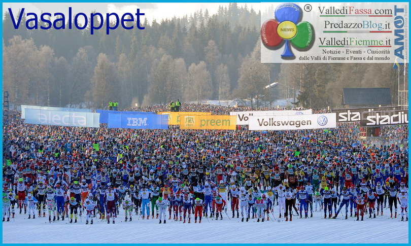 vasaloppet 2014 Vasaloppet 2015 la diretta streaming 8 marzo ore 8.00
