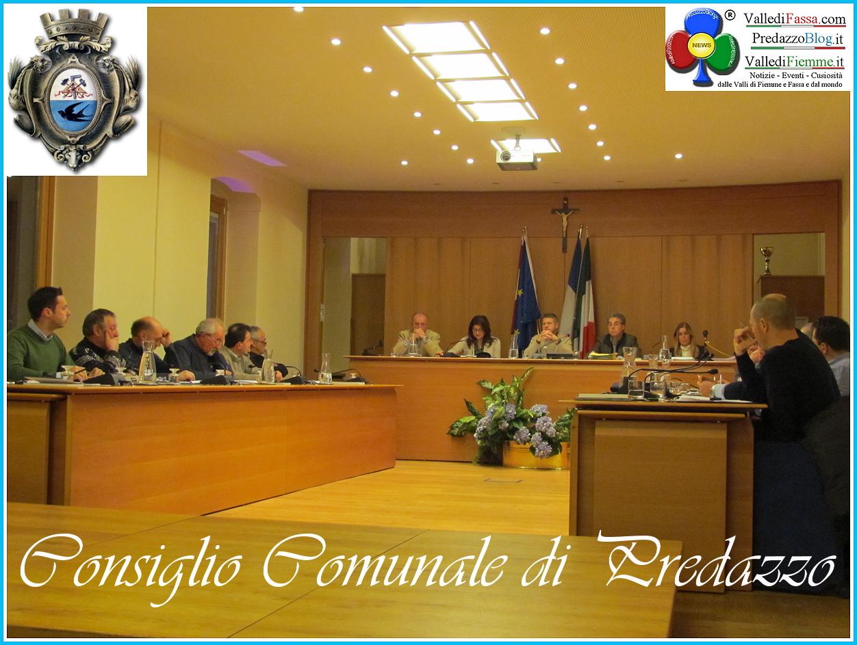 consiglio comunale predazzo in seduta plenaria predazzoblog Predazzo, convocazione Consiglio Comunale e avvisi