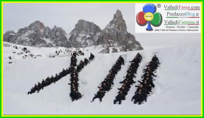 guardia finanza predazzo rolle Scuola Alpina Guardia di Finanza Predazzo ieri e oggi