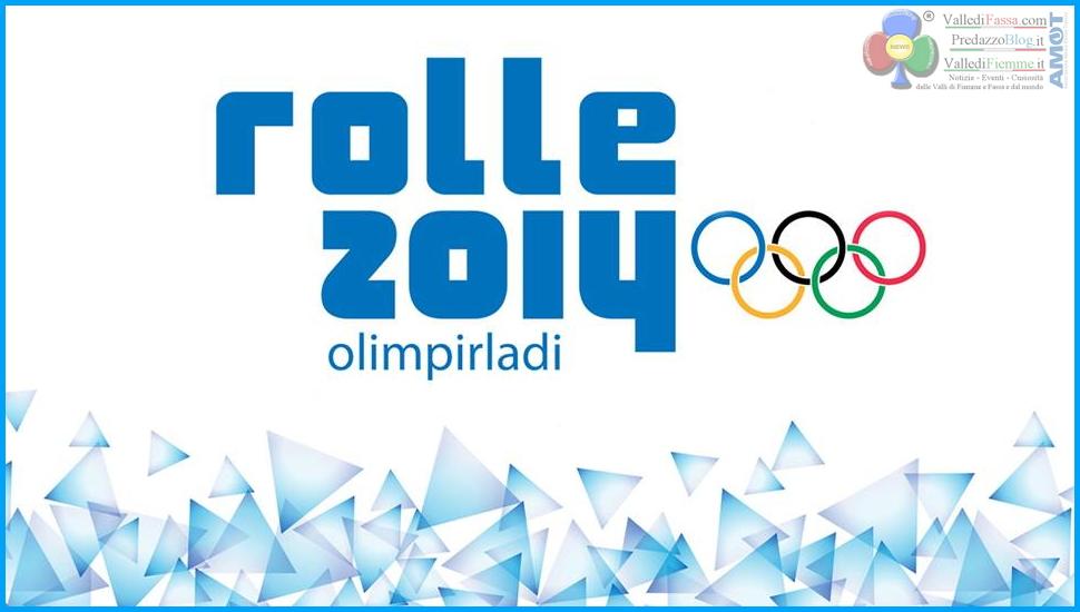 olimpirladi 2014 passo rolle predazzo1 Olimpirladi 2014   pasquetta al Passo Rolle