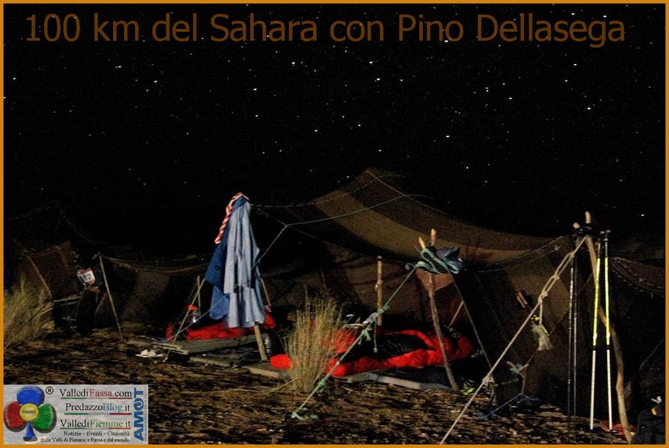 100 km del sahara con pino dellasega 2 100 Km del Sahara – dentro il cammino con Pino Dellasega