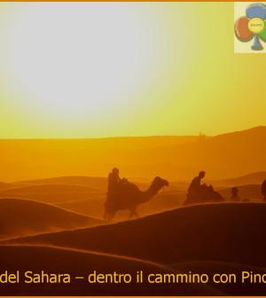 100 km del sahara con pino dellasega