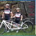 Nuova avventura su PredazzoBlog.it  150x150 Pedalare in tandem da Catania a Predazzo, 1600 km con Paola e Alessandro Guadagnini