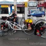 coppia in tandem norvegia predazzo 13.6.2014 predazzoblog5 150x150 La Coppia in Tandem è partita da Bergen Norvegia verso Predazzo Dolomiti Italia