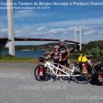 coppia in tandem norvegia predazzo 6 tappa 6 150x150 La Coppia in Tandem è partita da Bergen Norvegia verso Predazzo Dolomiti Italia