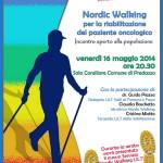 nordic walking fiemme paziente oncologico predazzo 150x150 Walkness, Deambulatore Ortodinamico Microgravitario per camminare simulando l'assenza di gravità.