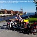 norvegia predazzo coppia in tandem 28.5.14 predazzoblog7 150x150 La Coppia in Tandem è partita da Bergen Norvegia verso Predazzo Dolomiti Italia