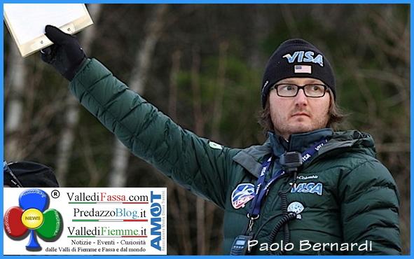 paolo bernardi Paolo Bernardi è il nuovo allenatore del Salto Maschile Italiano