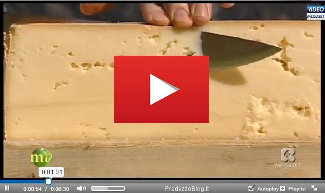 video puzzone moena formaggio Il Formaggio Puzzone DOP premiato dal Ministro dellagricoltura