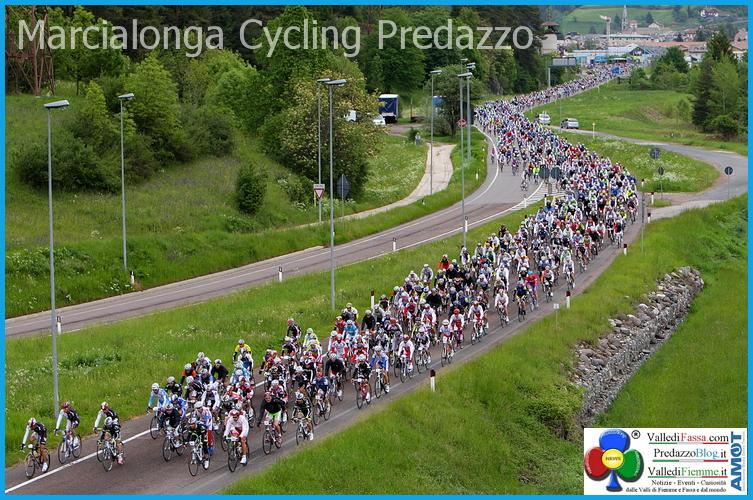 Marcialonga Cycling Predazzo 1 10° Marcialonga Cycling al via il 12 giugno