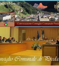 convocazione consiglio comunale predazzo