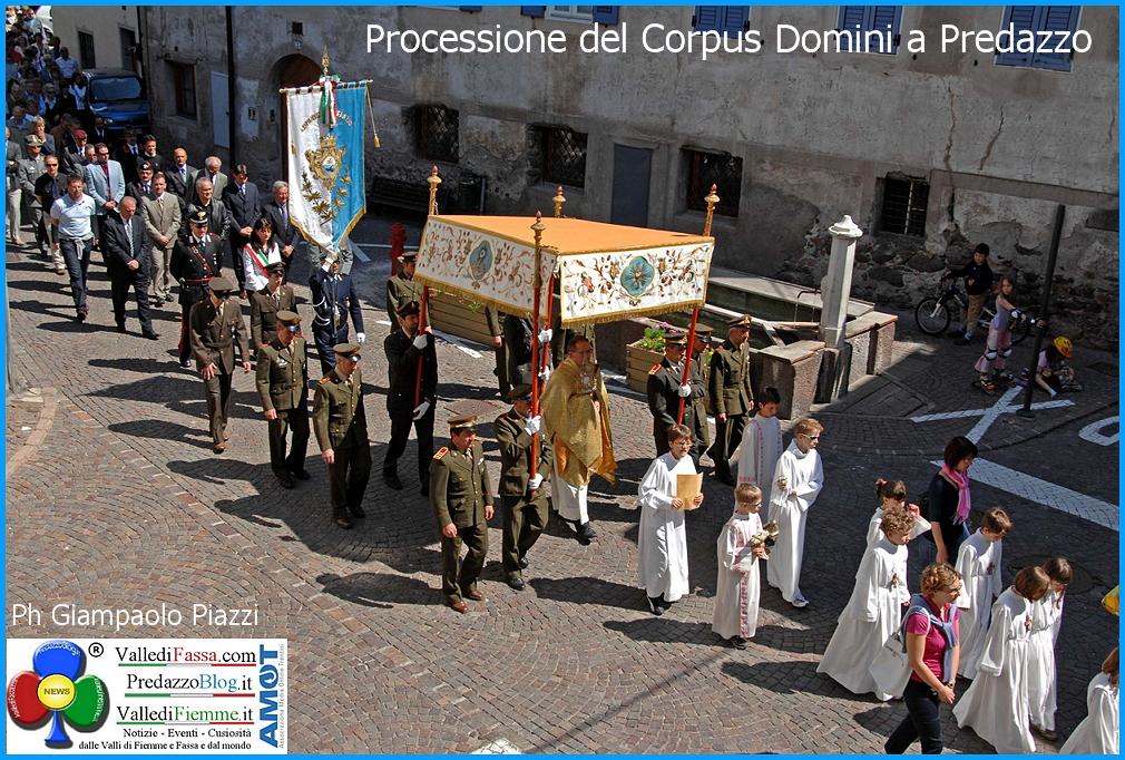 corpus domini a predazzo Predazzo, avvisi della Parrocchia 15 22 giugno