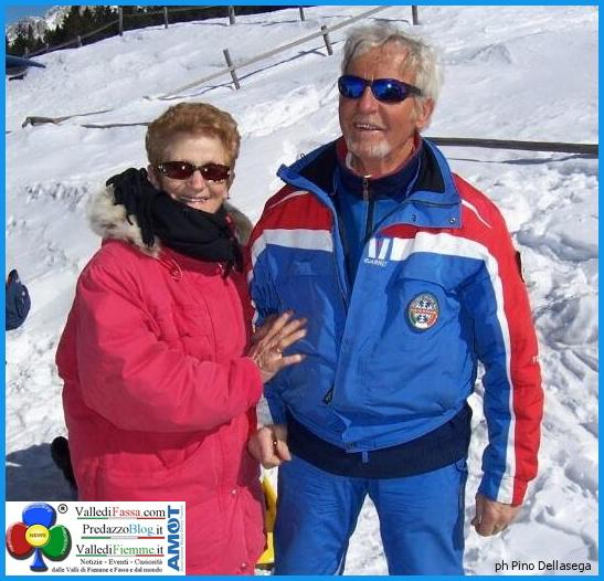 giuliana e tomaso dellasega pinzan Tomaso Dellasega pinzan   Un fiocco di neve che nemmeno lacqua riusciva a sciogliere