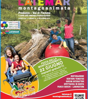 latemar montagna animata 2014