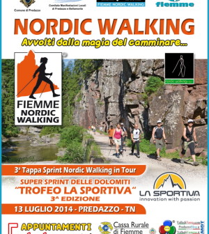 nordic walking estate 2014 predazzo
