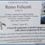 remo felicetti tina 150x150 Predazzo necrologio, Silvio Felicetti  (Tina)