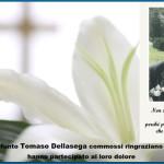 ringraziamento Tomaso Dellasega 150x150 Predazzo, avvisi della Parrocchia dal 31 8 al 7 9