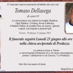 tommaso dellasega 150x150 Avvisi della Parrocchia e necrologio Giovanni Battista G.