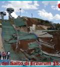 Stadio del Salto di Erzurum frana 2014