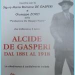 alcide degasperi e maria romana a predazzo 150x150 Predazzo rende omaggio ad Alcide De Gasperi