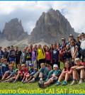 alpinismo giovanile cai sat predazzo