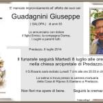 guadagnini giuseppe galopa 150x150 Predazzo necrologi, don Giuseppe Smaniotto   Giuseppina Massignani   Giuseppe Diprima
