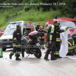 incidente moto auto zaluna predazzo 13.7.14 predazzoblog7 150x150 Tragedia sugli sci al Lusia, muore ragazzo di 28 anni