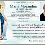 maria morandini 150x150 Predazzo, stop allinquinamento luminoso