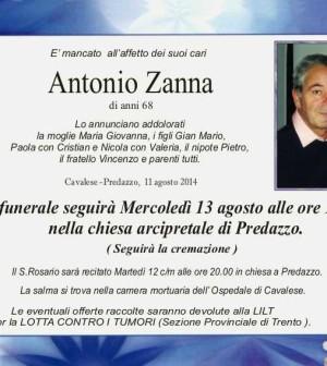 Zanna Antonio