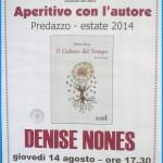 aperitivo con lautore denise nones predazzo 150x150 Verito Anoressia: spiragli di luce. Il libro di Veronika Dellantonio