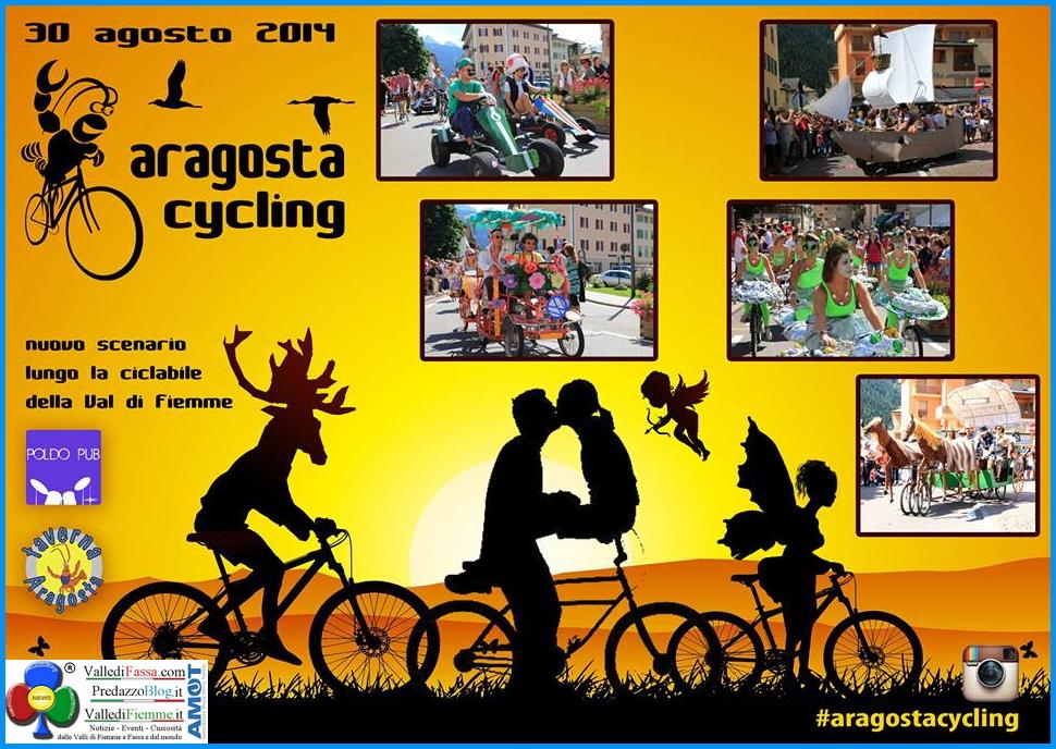 aragosta cycling 2014 predazzo fiemme Aragosta Cycling 2014 da Predazzo a Masi di Cavalese