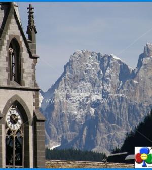 chiesa predazzo