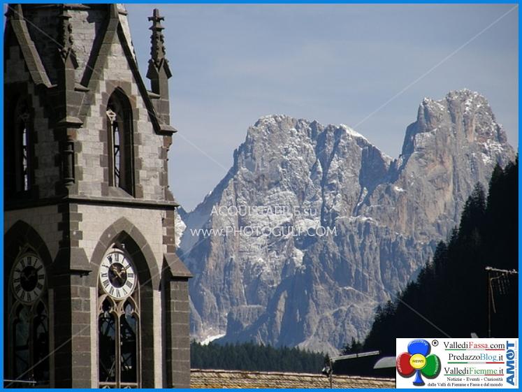 chiesa predazzo Predazzo, avvisi della Parrocchia 17 24 agosto