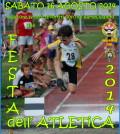 festa atletica agosto 2014 predazzo dolomitica