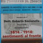 grande guerra da predazzo al fronte roberto bazzanella 150x150 On line i nomi dei caduti della Grande Guerra 1914   1918