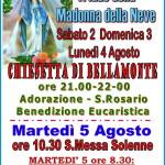 madonna della neve bellamonte 2014 150x150 Predazzo, avvisi della Parrocchia 17 24 agosto