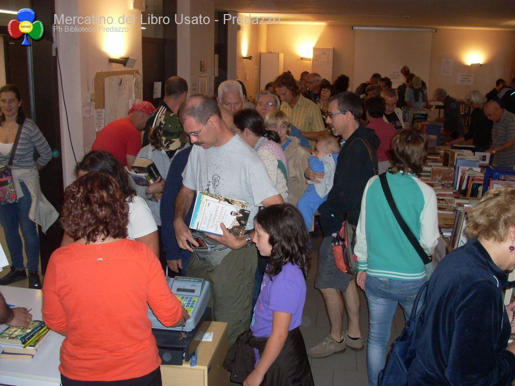 mercatino libro usato biblioteca predazzo1 Biblioteca, la riapertura slitta al 18 ottobre
