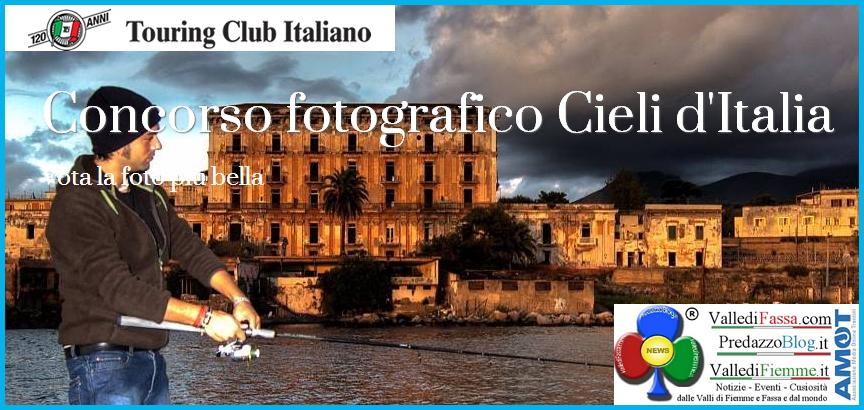 touring club italiano Cieli dItalia, votiamo la foto di Felicetti al concorso del Touring Club Italiano