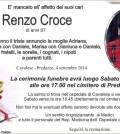 Croce Renzo